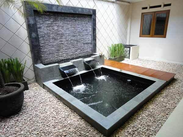 tukang kolam minimalis